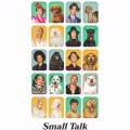 Small Talk 音乐录影带剧照和宣传海报