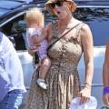 Katy Perry带着女儿在圣巴巴拉自然历史博物馆庆祝一岁生日 - 2021年8月26日