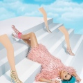 Katy Perry Shoes 广告平面宣传照